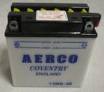 Aerco Battery