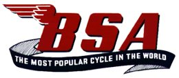 Spares and Parts for BSA