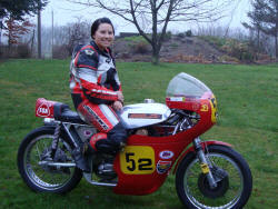 Nicoline Gregersen - Team FSA
