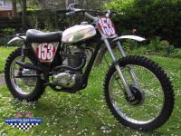 BSA B50MX