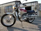 BSA A65FS 1969
