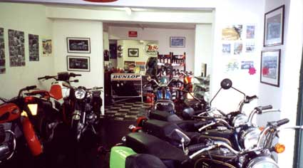 The Old Shop Floor