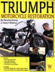 Triumph Motorcycle Restoration Manual