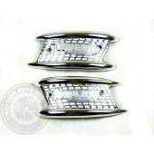 F4766/F4767 Garden Gate Triumph Tank Badges 82-4766 82-4767