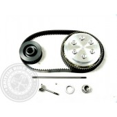 Alloy Primary Belt Drive Kit for BSA A7/A10/RGS