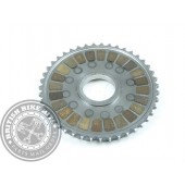 65-3919 Clutch Chainwheel 43T, 6 Spring - BSA C10/C11 UK MADE