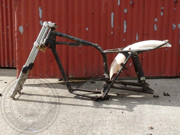BSA C12 Frame for sale
