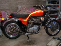 Triumph Hurricane for sale