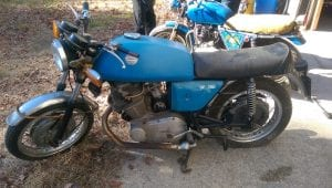 Laverda 750SF For Sale
