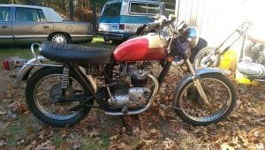 Triumph T140 Bonneville 1973 For Sale