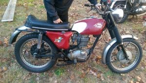 BSA B44 For Sale
