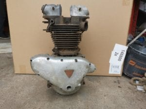 Triumph 5T Speed Twin Engine for sale