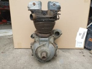 Triumph Pre Unit Engine For Sale