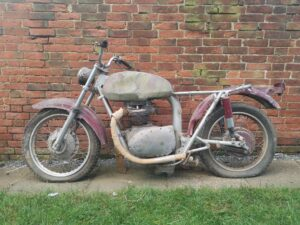 BSA A65 1971 For Sale
