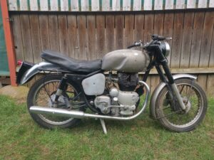 Project Bike Royal Enfield Constellation for sale
