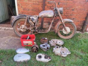 BSA A65 1966 for sale