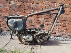 BSA A10 Super Rocket 1958 For Sale
