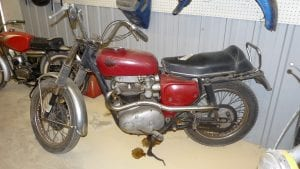 BSA A65 Hornet For Sale