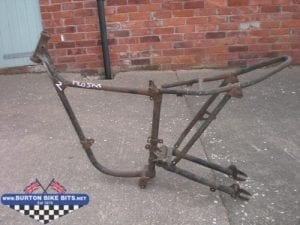 Triumph T20SM Mountain Cub Frame For Sale