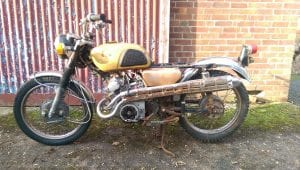 Honda CL175 For Sale