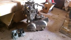 Yamaha XS650 Engine For Sale