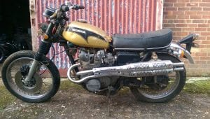 Honda CL450 For Sale