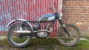 Triumph Tiger Cub T20 For Sale