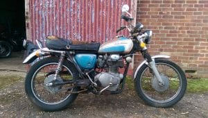Honda CB350 1969 For Sale