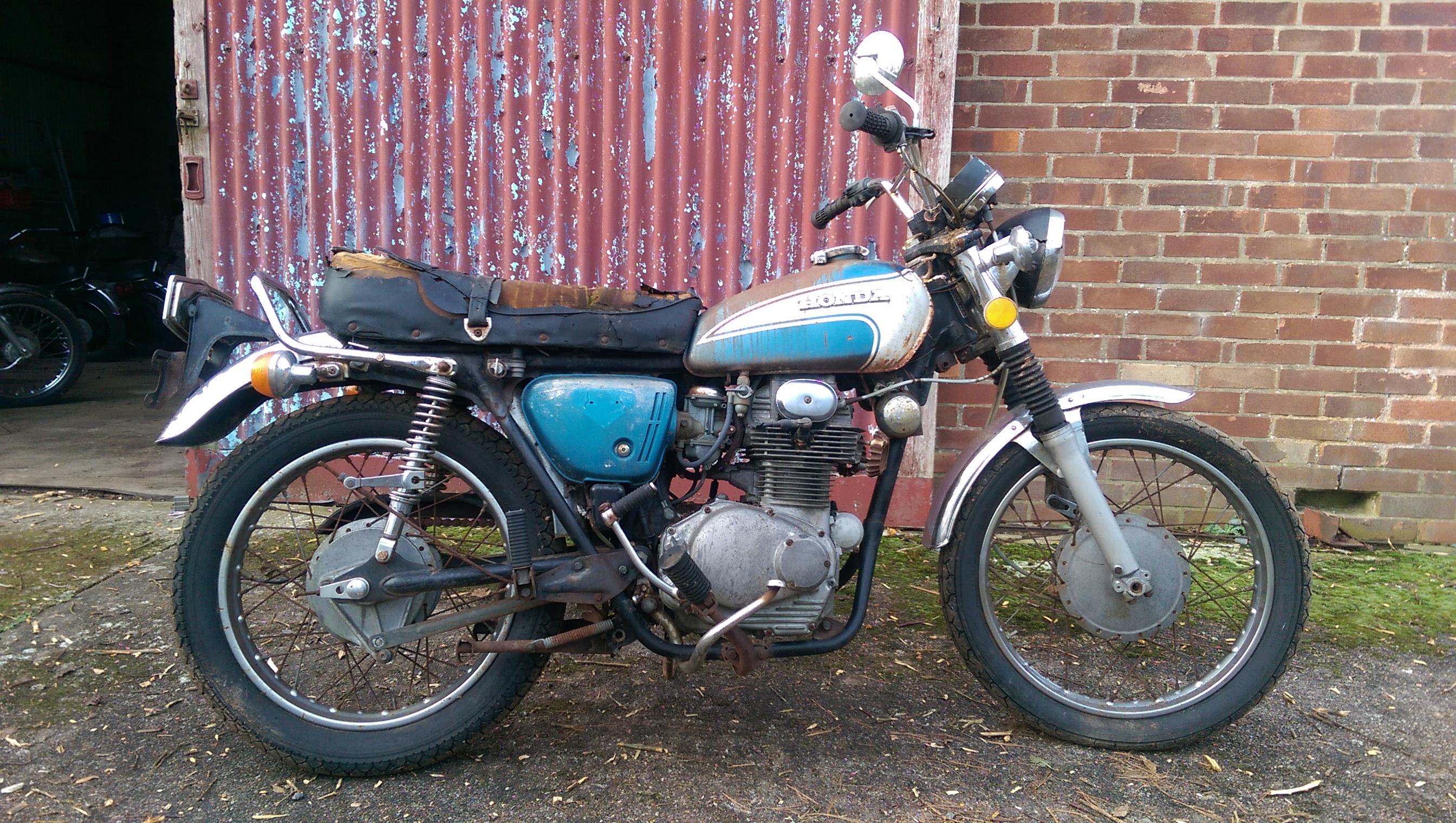 Barn Find Classic Bikes For Sale | Burton Bike Bits