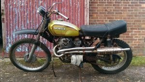 Honda CL350 For Sale