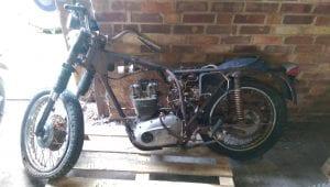 Triumph TR25W Trophy For Sale