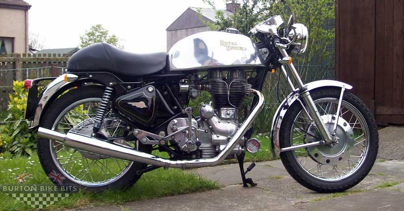 Enfield Bullet Clubman