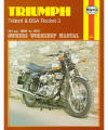 Triumph Trident and BSA Rocket 3 Repair Manual, 1969-1975