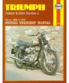 Triumph Trident and BSA Rocket 3 Repair Manual, 1969-1975