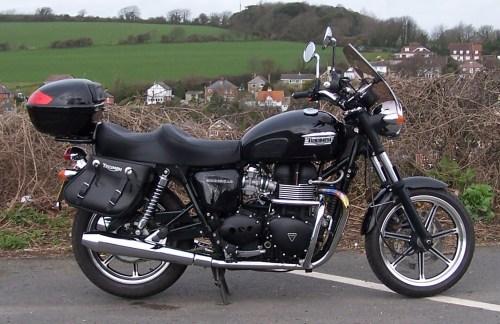 Triumph New Bonneville Motorcycle Parts T100 Scrambler Thruxton Etc