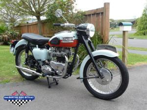 Triumph T120 Bonneville 1959