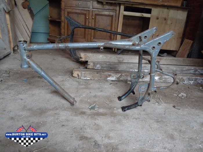 Frames/Chassis for BSA, Norton, Triumph, Royal Enfield