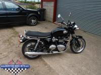 Classic Triumph Bonneville Hinckley Seat 2010 model