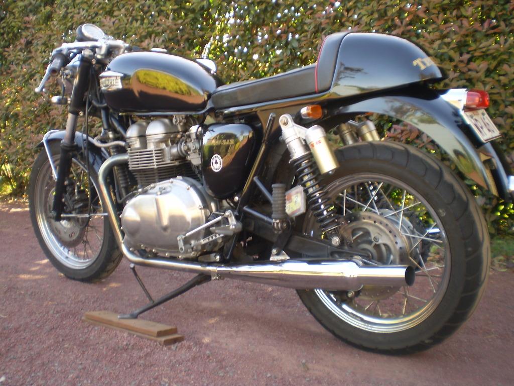 Triumph New Bonneville Motorcycle Parts T100 Scrambler Thruxton Etc Start Switch Wiring Forum Rat Forums Hinckley With Goldstar Silencers
