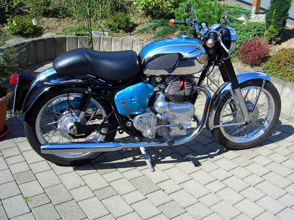 Royal Enfield Super Constellation 1959
